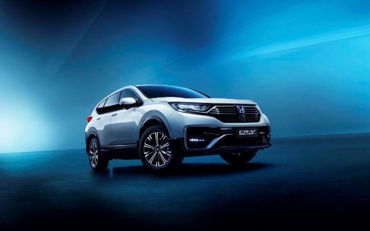 Honda CR-V 2021.  - Honda