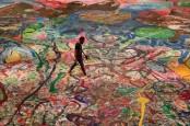 Lukisan Terbesar di Dunia Terjual Rp899 Miliar, Ukurannya Lebih dari 5.000 Meter