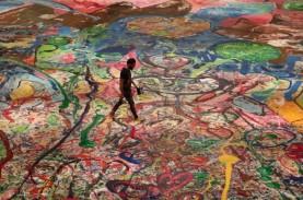 Lukisan Terbesar di Dunia Terjual Rp899 Miliar, Ukurannya…