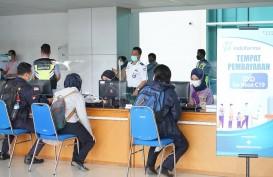 Lanjutkan Proses Simulasi GeNose C-19 di Bandara, Angkasa Pura I Lakukan Simulasi Penggunaan GeNose C-19 di Bandara Juanda
