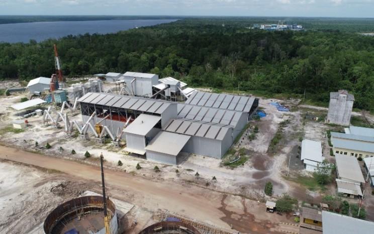 Smelter timbal PT Kapuas Prima Coal Tbk. - kapuasprima.co.id