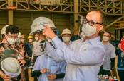 Tekan Impor Baja, Pabrik HSM II KRAS Diresmikan April 2021