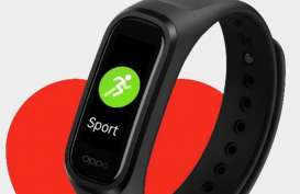 OPPO Resmi Boyong Produk IoT Terbarunya, OPPO Band