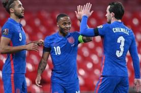 Hasil Pra-Piala Dunia : Inggris, Jerman Pesta Gol,…