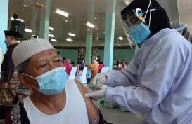 Kepri Mulai Vaksinasi 3.000 Imam dan Marbot Masjid dengan AstraZeneca