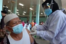 Kepri Mulai Vaksinasi 3.000 Imam dan Marbot Masjid…