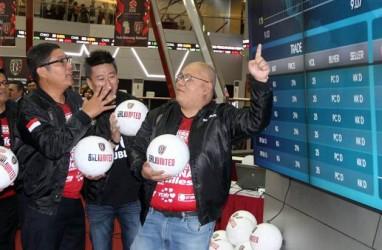 Pieter Tanuri Tambah 8,9 Juta Saham Bali United (BOLA)
