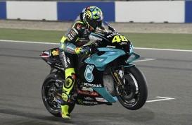 Jelang GP Qatar, Rossi Antusias Bersama Tim Baru