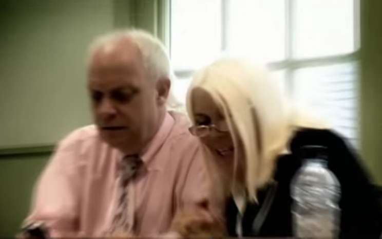 Craig and Jane Hamilton Parker.  - Youtube