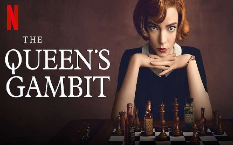 Akting Anya Taylor Joy di serial Netflix The Queen's Gambits mencuri perhatian penonton  -  Netflix