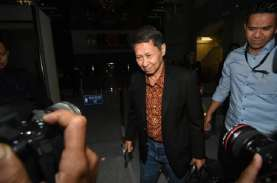 RJ Lino Mengaku Senang Setelah Resmi Ditahan KPK,…