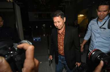 RJ Lino Mengaku Senang Setelah Resmi Ditahan KPK, Kok Bisa?