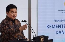 Ambisi Erick Thohir Tiru London dan Melambungnya ANTM dan INCO