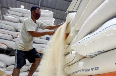 Tidak Ada Impor, Jokowi Pastikan Bulog Serap Beras Petani