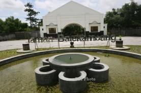 Revitalisasi Taman Balekambang di Solo Dilanjutkan