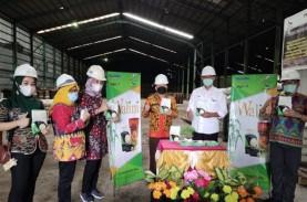 Anak Perusahaan PTPN VII Pasok Gula ke Pasar Ritel