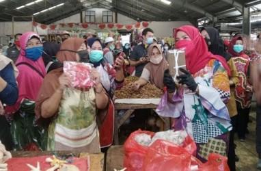 Pasar Tani Bandar Lampung Ditargetkan Terbaik Nasional