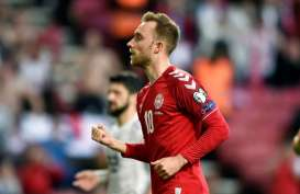 Pemerintah Denmark Izinkan 11.000 Penonton di Euro