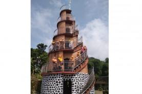 Menara Baskoro Klaten, Dulu Tempat Raja Cari Petunjuk…