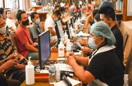 8.000 Pekerja Pariwisata Kawasan The Nusa Dua Disuntik Vaksin