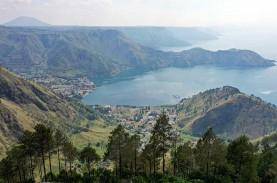Foto-Foto Transformasi Danau Toba Menjadi Pariwisata…