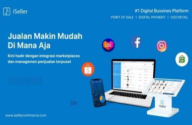 Digitalisasi UMKM, iSeller Tokopedia dan Shopee Luncurkan Integrasi Marketplace