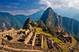 Machu Picchu Gelar Treking Bersejarah Dengan Semua…