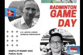 Tanding Badminton Vs Dubes Denmark, Ridwan Kamil:…