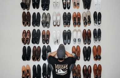 Inspirasi Shoes of The Day Ala Brand Lokal Brodo