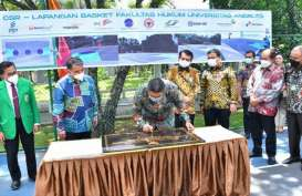 10 BUMN Tuntaskan Proyek Senilai Rp4,9 Miliar di Unand Padang