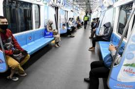 Gara-Gara Ini, MRT Jakarta Pecahkan Rekor MURI