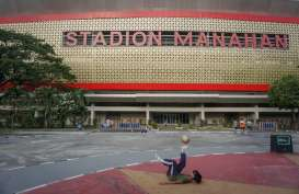 Piala Dunia U-20: Renovasi Stadion Manahan Sudah Setengah Jalan