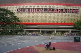 Piala Dunia U-20: Renovasi Stadion Manahan Sudah Setengah…
