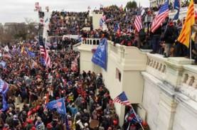 Trump Bela Penyerbu US Capitol: Mereka Bukan Ancaman…
