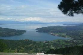 Danau Toba Diguncang Gempa Magnitudo 5,0