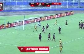 Hasil PSM Vs Bhayangkara FC: Video Gol Juku Eja Ditahan Imbang Bhayangkara FC