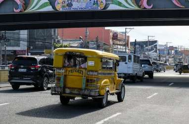 Kasus Virus Corona Melonjak, Filipina Kembali Lockdown Ibu Kota