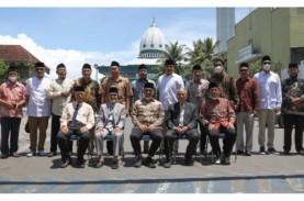 Silaturahmi ke Ponpes Gontor, Pimpinan MPR Bahas Soal…