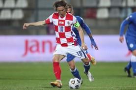 Hasil Pra-Piala Dunia 2022, Rusia & Kroasia Raup 3…