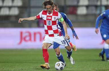 Hasil Pra-Piala Dunia 2022, Rusia & Kroasia Raup 3 Poin di Grup H