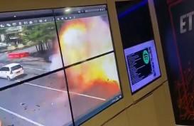 Viral! Video Detik-Detik Ledakan Bom di Gereja Katedral Makassar