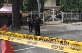 Pelaku Bom Bunuh Diri di Gereja Katedral Makassar Dua Orang