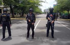 Polri Selidiki Jenis Bom Bunuh Diri di Depan Gereja Katedral Makassar
