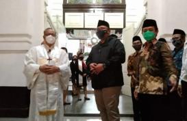 Menag Yaqut Duga Aksi Bom di Katedral Makassar Tidak Dilakukan Sendiri