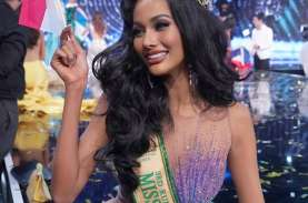 Aura Kharisma dari Indonesia, Raih Runner Up ke 3…