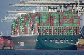 Ini Profil Ever Given, 'Raksasa' yang Tersangkut di Terusan Suez