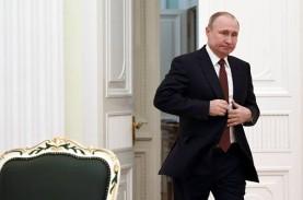 Pamer Kekuatan Fisik, Menerka Gimik Dibalik Pose Putin…