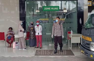 Korban Bom di Gereja Makassar Menjadi 20 Orang, Ini Perinciannya