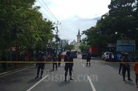 Teror Bom di Makassar, Pengusaha Optimistis Aktivitas…