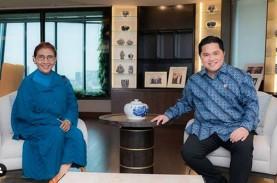 Erick Thohir Segera Kucurkan US$17 Miliar Untuk Holding Baterai